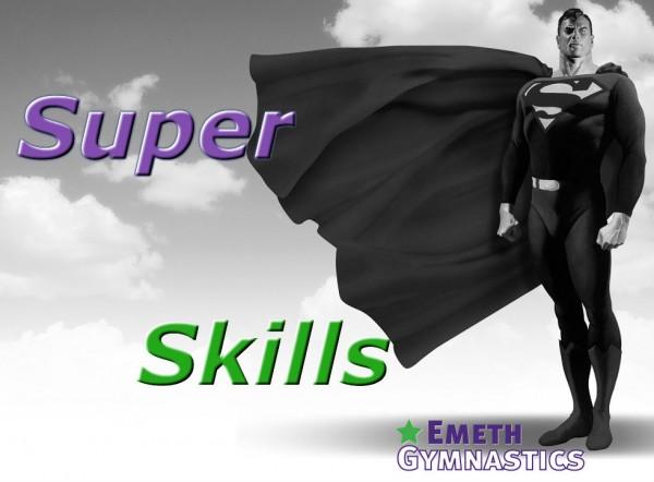 Superman and Super Skills