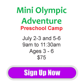 Sign Up for Mini Olympic Adventure