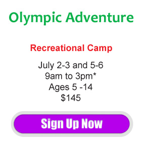 Sign Up for Olympic Adventure