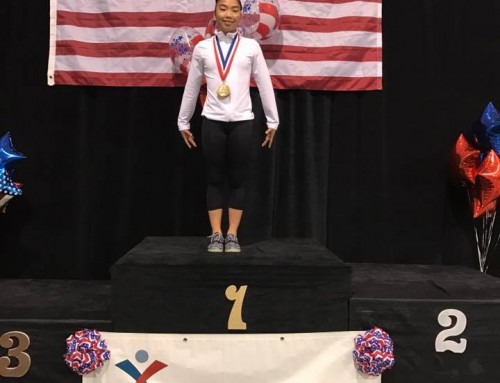 Emeth National Champion: Shannon Chase