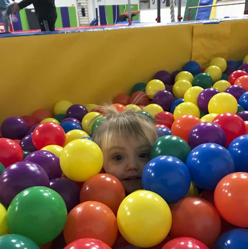 Emeth ball pit