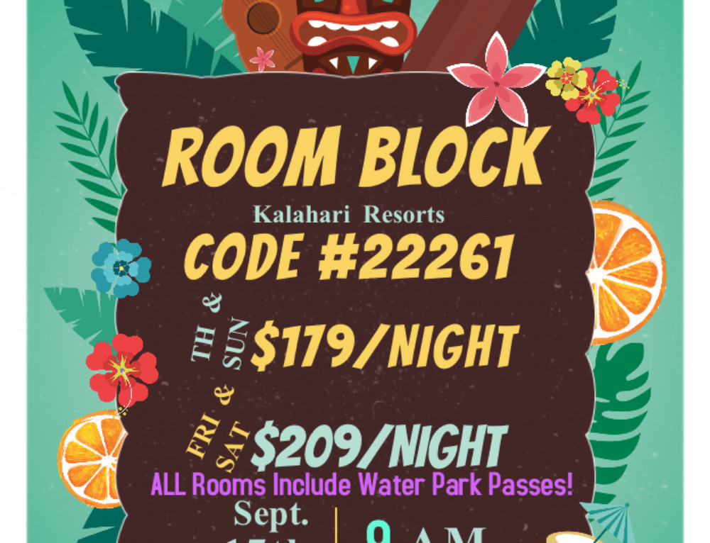 Kalahari Luau Meet Discount Code