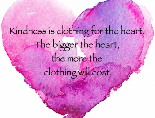 How Much Will Kindness Cost?