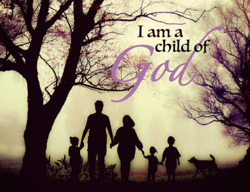 Every Child Should Feel Important-to God and to Their Parents