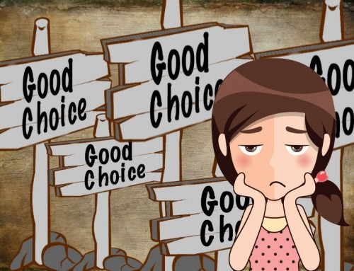 A Hard Choice: How to make the best choice among many good ones