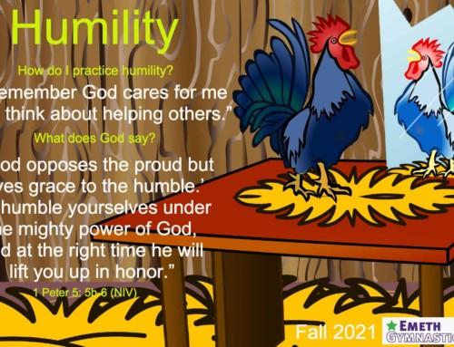 Fall 2021 CT Humility