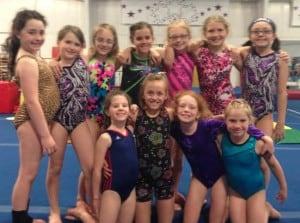 Girls Level 3 Team